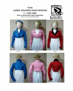 LMM Ladies wrapping front Spencer  129