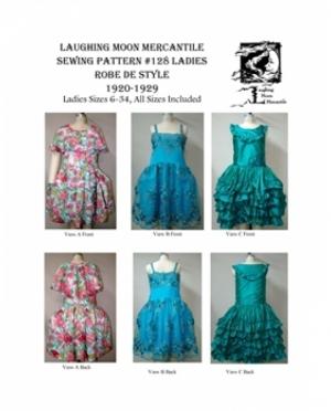 LMM Ladies Robe de Style 1920-1929   128