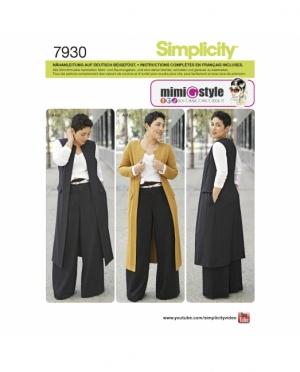 Simplicity 7930