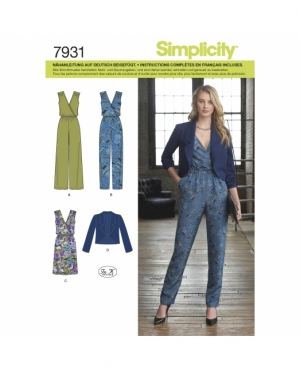 Simplicity 7931