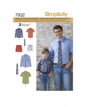 Simplicity 7932