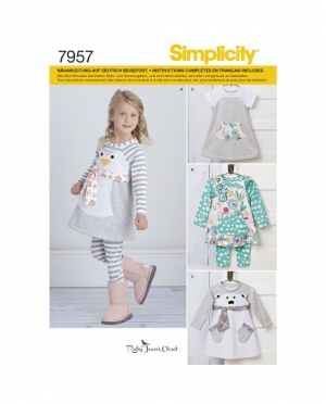 Simplicity 7957