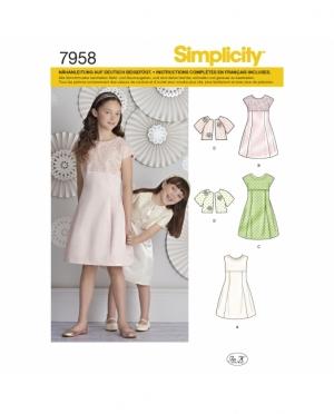 Simplicity 7958