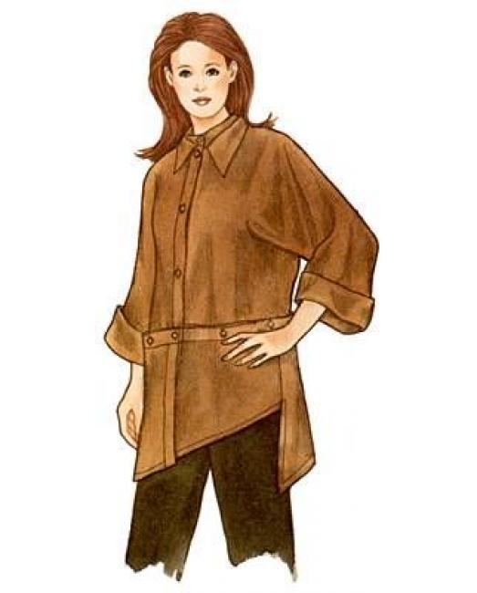 sw_Inventor Shirt - OBERTEILE - schnittmuster-shop.ch