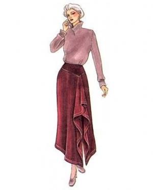 sw_Lotus Skirt