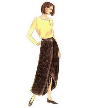 sw_Origami Skirt
