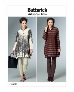 Butterick 6491