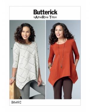 Butterick 6492