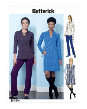 Butterick 6494