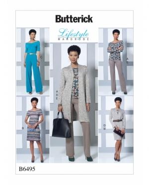 Butterick 6495