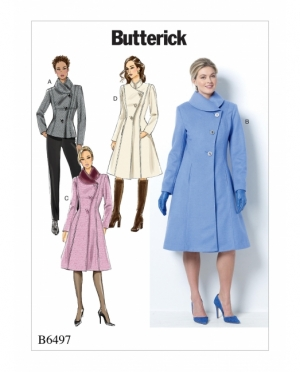 Butterick 6497