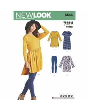 New Look 6533