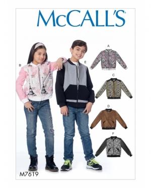 McCalls 7619