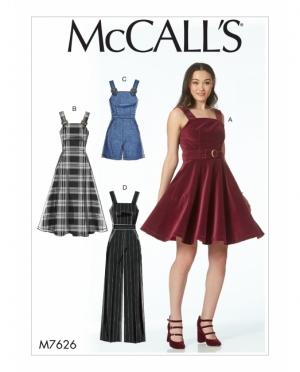 McCalls 7626