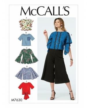 McCalls 7630