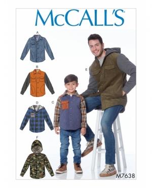 McCalls 7638