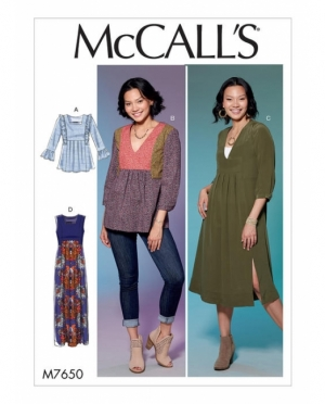 McCalls 7650