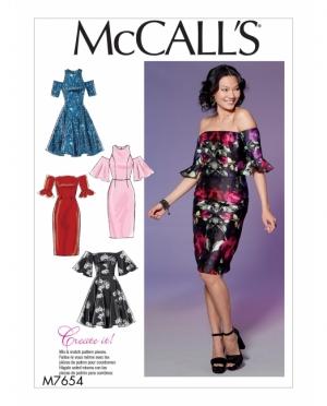 McCalls 7654