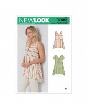 New Look 6658 Sale