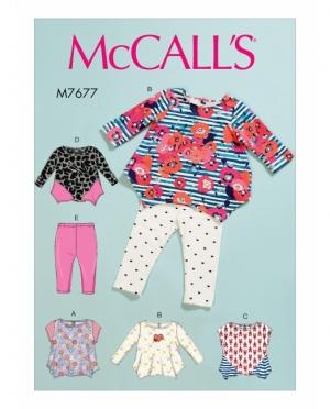 McCalls 7677