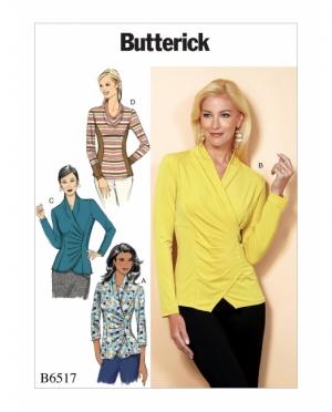 Butterick 6517