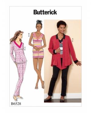 Butterick 6528