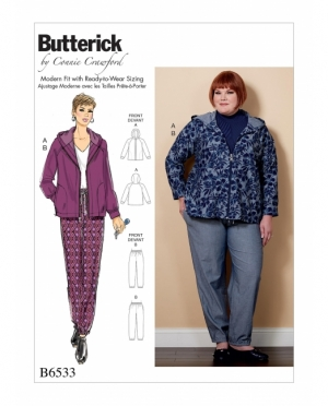 Butterick 6533