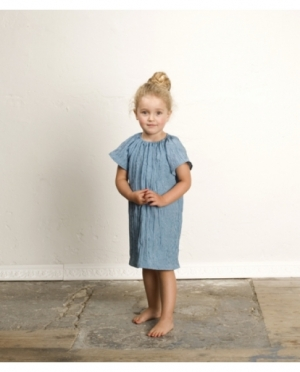 schnittchen Mädchen Kleid Lisel