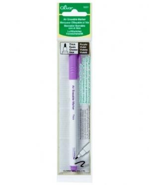 Clover luftlöslicher Stift violett dick