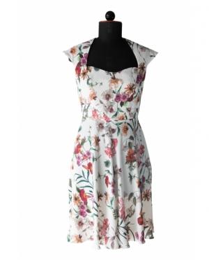 Kleid 50er Jahre Zwischenmass 650477