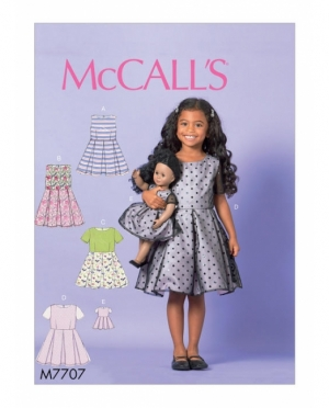 McCalls 7707