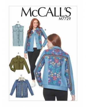 McCalls 7729