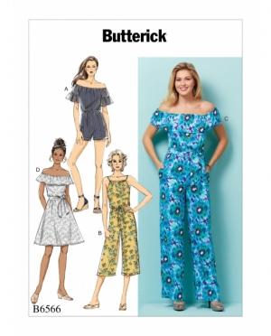 Butterick 6566