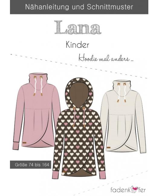 Fadenkäfer Hoodie Lana Kinder - 20% Rabatt Sweatshirts/Hoodies ...