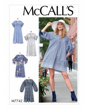 McCalls 7742