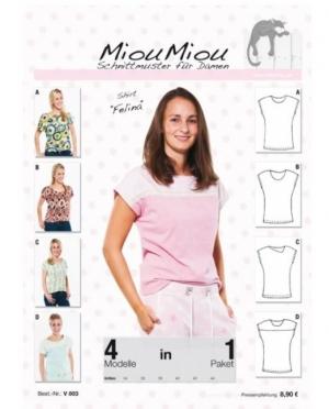 Miou Miou Shirt Felina