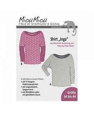 Miou Miou Shirt Inga