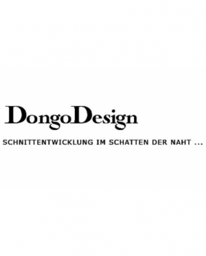 Information Dongodesign Schnittmuster