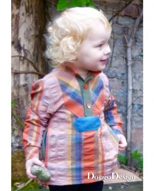 DongoDesign Kinder Hemd Fritzchen
