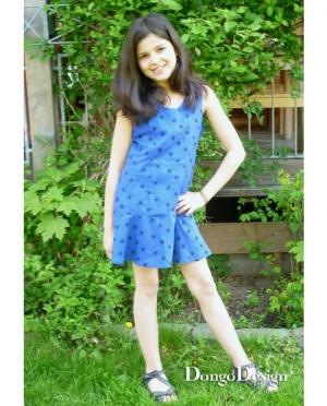 DongoDesign Kleid Valentina