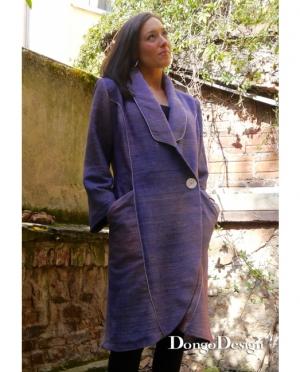DongoDesign Damen Mantel New Wave