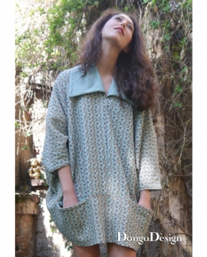 DongoDesign Kleid Shirt Misses Big
