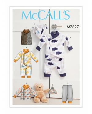 McCalls 7827