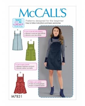 McCalls 7831