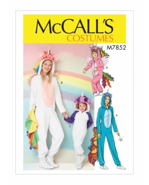 McCalls 7852