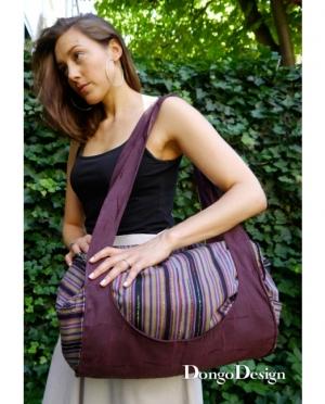 DongoDesign Tasche die Rolle