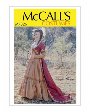 McCalls 7826