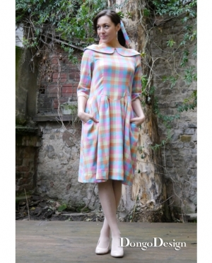 DongoDesign Kleid Connie