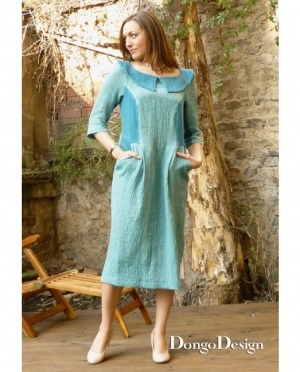 DongoDesign Kleid Audrey two