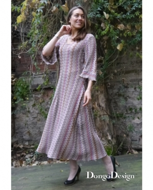 DongoDesign Jerseykleid Kathrin